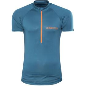 Alpinestars Elite Kortærmet cykeltrøje Herrer blå